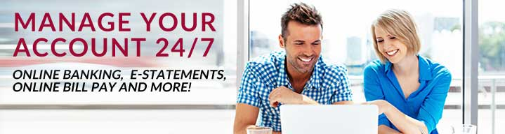Manage Your Account 24/7
